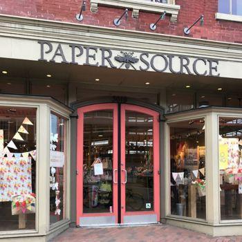 Washington Dc Georgetown Paper Source