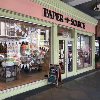 Santana Row Stores >> San Jose Ca Santana Row Paper Source