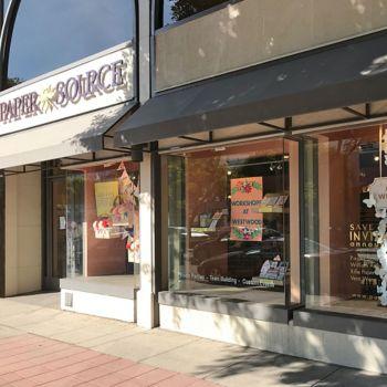 Los Angeles Westwood Ca Paper Source