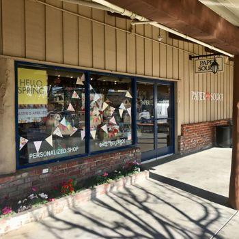 Fresno Ca Fig Garden Village Paper Source